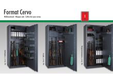 იარაღის სეიფი Format Cervo